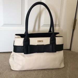 kate spade bow handbag